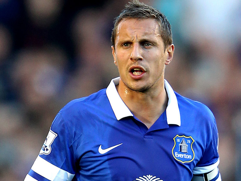 Phil Jagielka is set to sign for Sheffield United