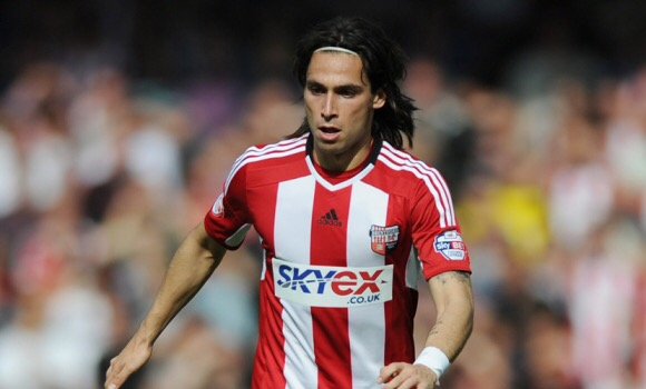 Fulham looking to sign Brentford talisman Jota after Sone Aluko departs in a £7.5 million deal